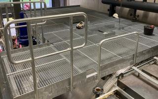 ECO Steaming bordes